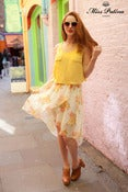 Image of Slice of Summer Dress (yellow)