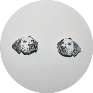 Image of Collar Adornmens: Dalmations