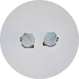 Image of Collar Adorments: Pastel Seashells