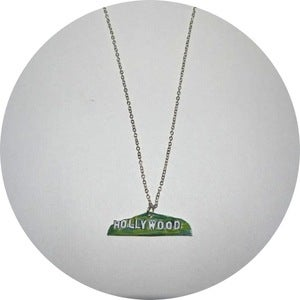 Image of Americana: Hollywood Hills Necklace