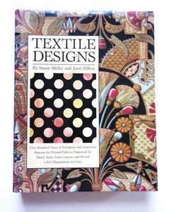 Image of Textile Designs: Two Hundred Years of European and American Patterns by Susan Meller