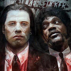 Image of Vincent Vega &  Jules Winnfield