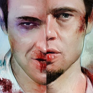 Image of Tyler Durden! The Fight Club
