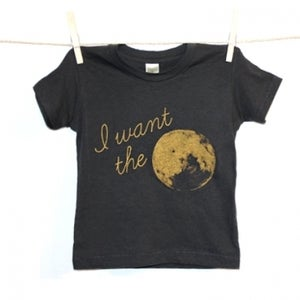 Image of I want the Moon Tee