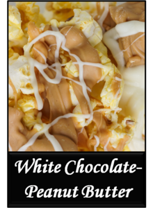 Image of White Chocolate - Peanut Butter