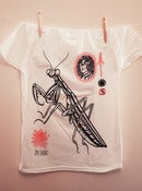 Image of Praying.Mantis.TShirt
