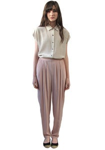 Image of PALE PINK PANT