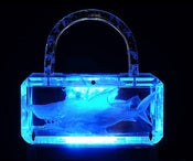 Image of Shark Lucite Bag