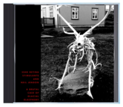 "Image of B!173 Sshe Retina Stimulants and Neil Jendon ""A Brutal Case Of Glacial Blasphemy"" CD"