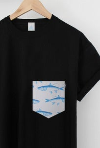 Image of And Ocean Pocket Tee <em>New</em>