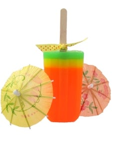 Image of Sunny Papaya Soapy Pop - NEW!