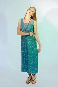 Image of Squiggle Babydoll Dress