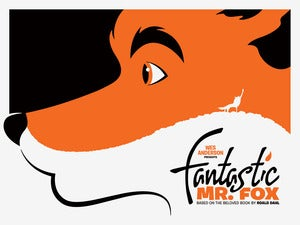 Image of Fantastic Mr. Fox: Standard Orange