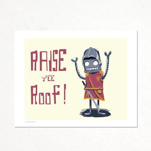 Image of Raise Yee Roof