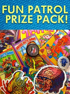 Image of FUN PATROL PRIZE PACK!