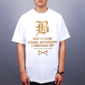 Image of Insignia Tee (White)