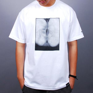 Image of Fall of Man Tee (White)