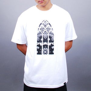 Image of Chapel Tee (White)