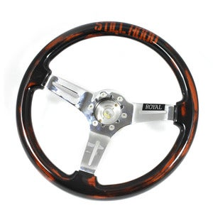 Image of Beat & Battered Steering Wheel