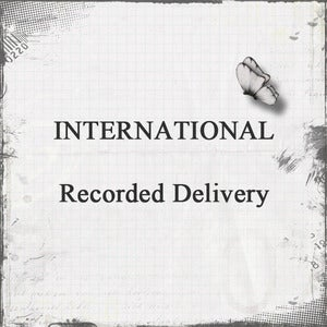 Image of International Recorded Delivery
