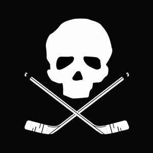 Image of Hockey Skull shirt