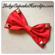 Image of Studded Bows