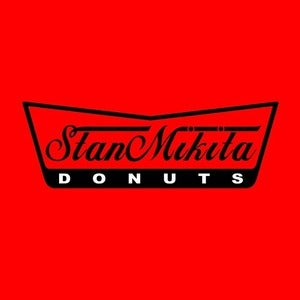 Image of Stan Mikita Donuts shirt
