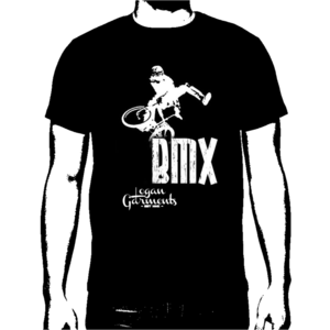 Image of LG BMX T-Shirt Black/White