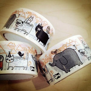 Image of Decorative Tape by Gemma Correll *NEW*