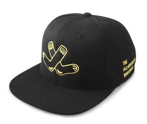 Image of BLACK SOCKS SNAPBACK | black