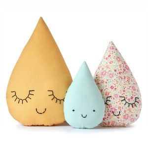 Image of NEW ! Famille goutte Hello Spring
