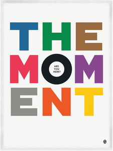 Image of The Moment Print