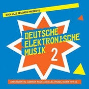 Image of V/A - DEUTSCHE ELEKTRONISCHE MUZIK 2 (Record A) - LP