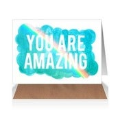 Image of You Are Amazing Card