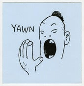 "Image of TRAVIS MILLARD - ""Yawn"""