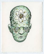 "Image of TRAVIS MILLARD - ""Atom Brain"""