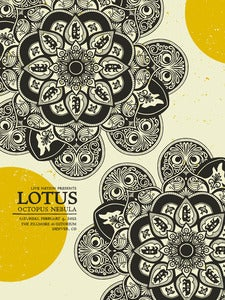 Image of Lotus Gigposter