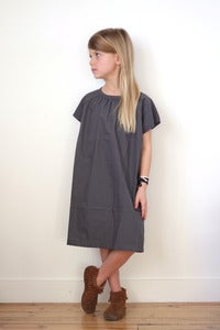 Image of TUSS Dora dress dark grey