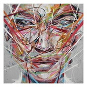 Image of &quot;Every Line Tells A Story&quot; 24x24&quot; Ltd Edt Print AVAILABLE NOW