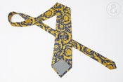 Image of Gianni Versace Tie Barocco print :: Vintage Accessoires