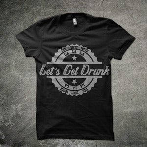 Image of Requiem Of The Drunk Limited Edition - T-shirt