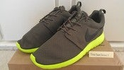 "Image of Nike Roshe Run ""Tarp Green"""