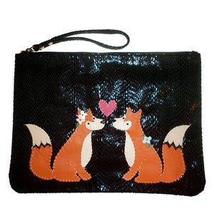 Image of Foxy Lovin' Clutch Bag