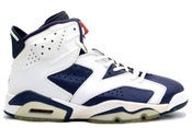 "Image of Air Jordan 6 Retro 2000 ""Olympic"""