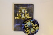 Image of Five year DVD