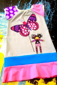 Image of chimiBUTTErfly love. - dress only
