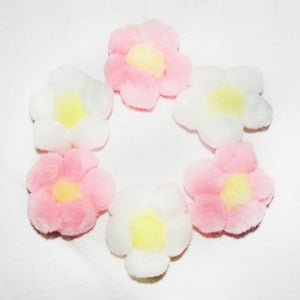 Image of Puffy Flower Pin