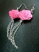 Image of Candy Rose w/ chain