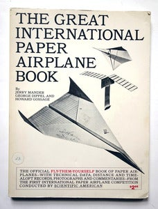 Image of The Great International Paper Airplane Book