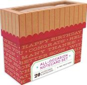 Image of All Occasion Notecard Set
